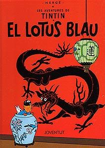 EL LOTUS AZUL (EN CATALAN)
