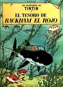 EL TESORA DE RACKHAM EL ROJO (EN CASTELLANO)