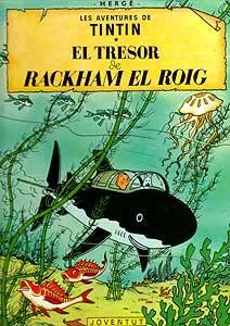 EL TESORO DE RACKHAM EL ROJO (EN CATALAN)
