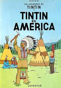 TINTIN EN AMERICA (EN CASTELLANO)