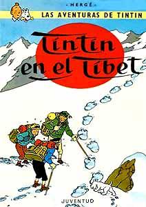 TINTIN EN EL TIBET (EN CASTELLANO)