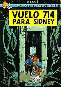 VUELO 714 PARA SIDNEY (EN CASTELLANO)