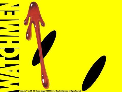 Watchmen Figures
